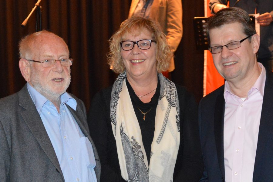 Eckart Kuhlwein, Susanne Danhier, Ralf Stegner