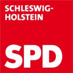 Logo: SPD Schleswig-Holstein.