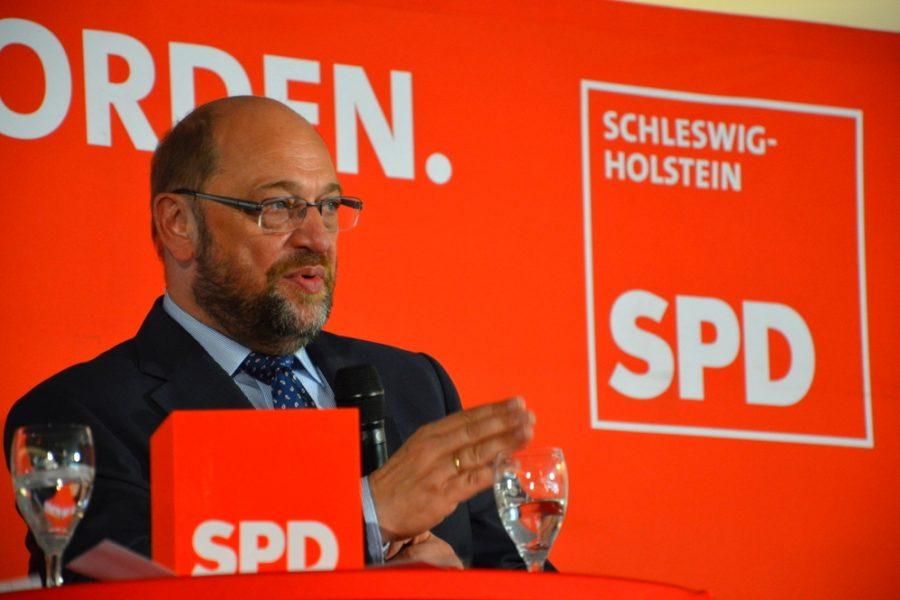 """Martin Schulz bei Kongress """"Mehr Gerechtigkeit wagen"""""""