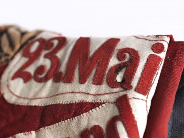 ADAV Traditionsfahne _Foto: Dominik Butzmann