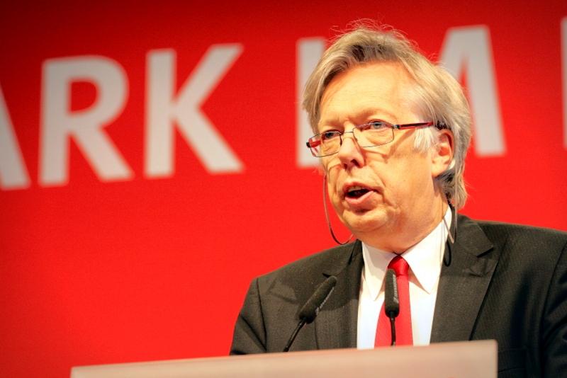 Ernst-Dieter Rossmann_Foto: Steffen Voß / CC-BY-SA