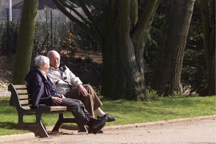Senioren im Park_Foto: