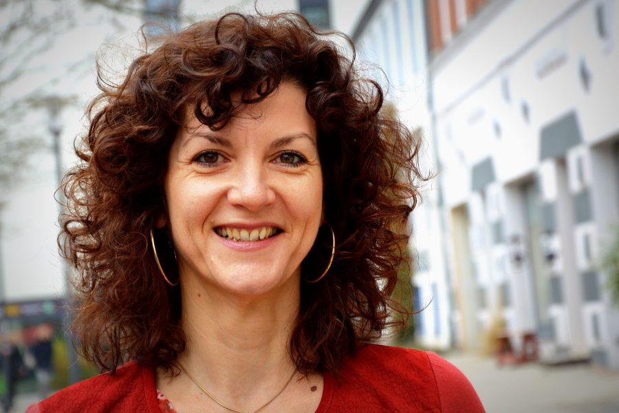 Christiane Küchenhof_Foto: Steffen Voß / CC-BY-SA