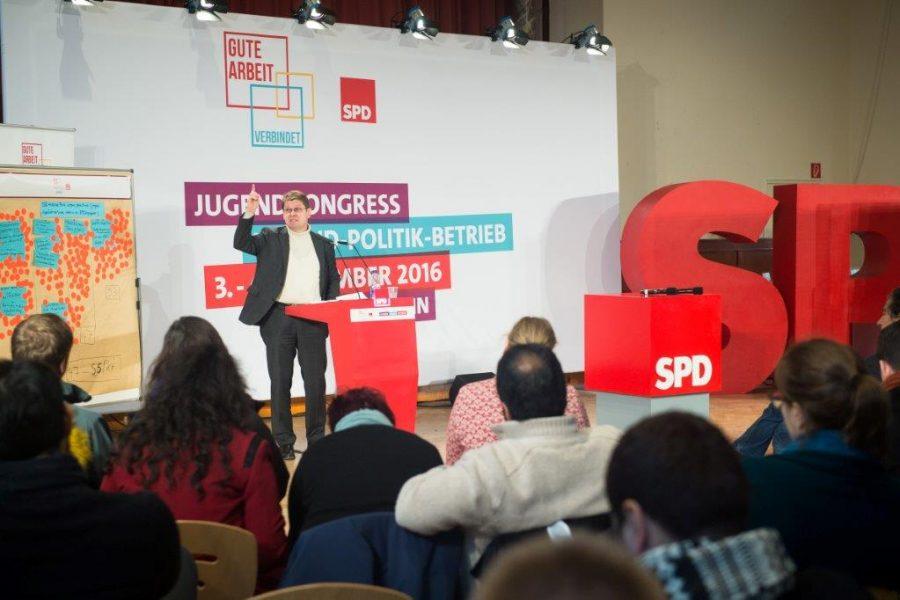 Jugendgewerkschaftskongress 2016