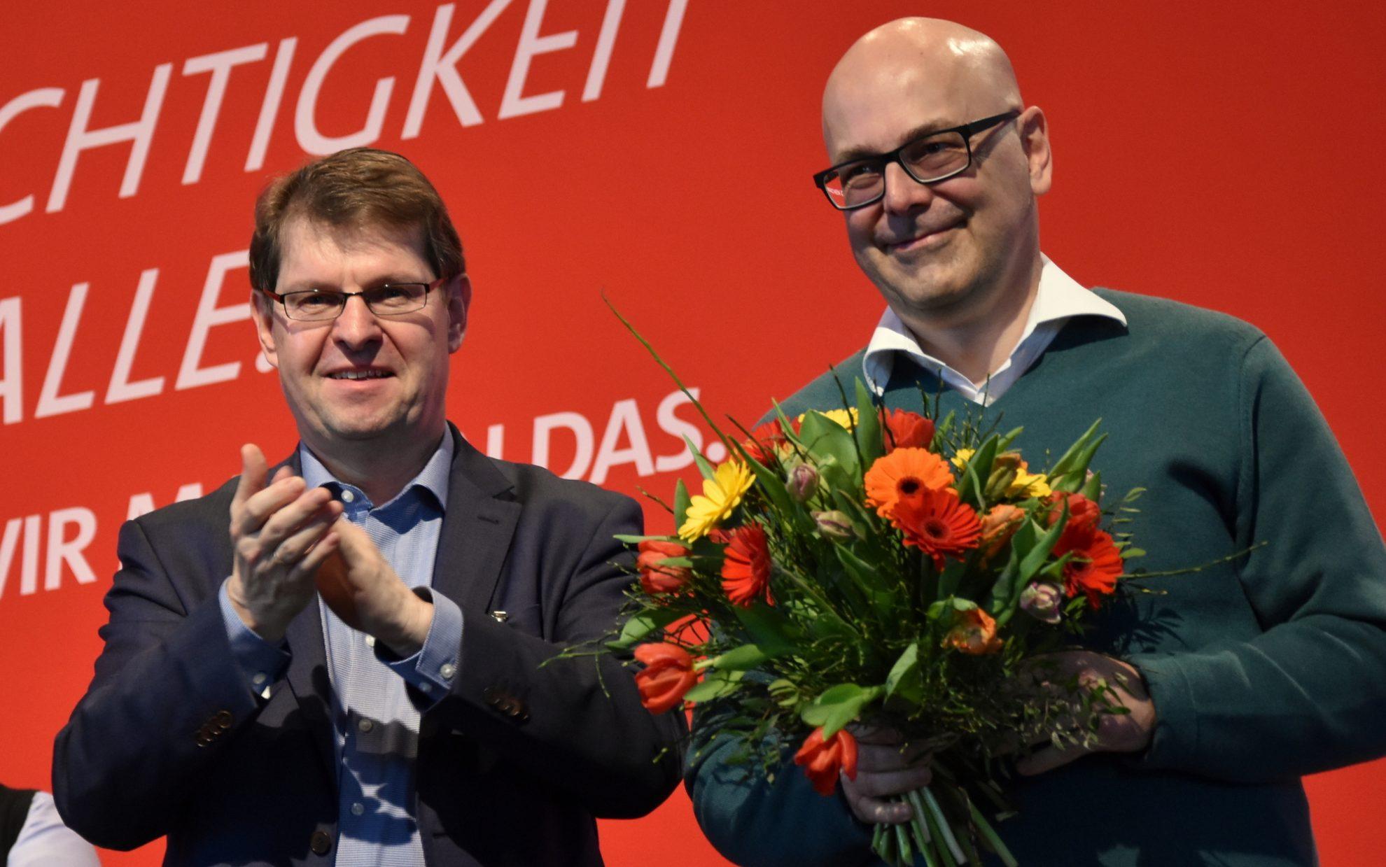 Ralf Stegner und Torsten Albig