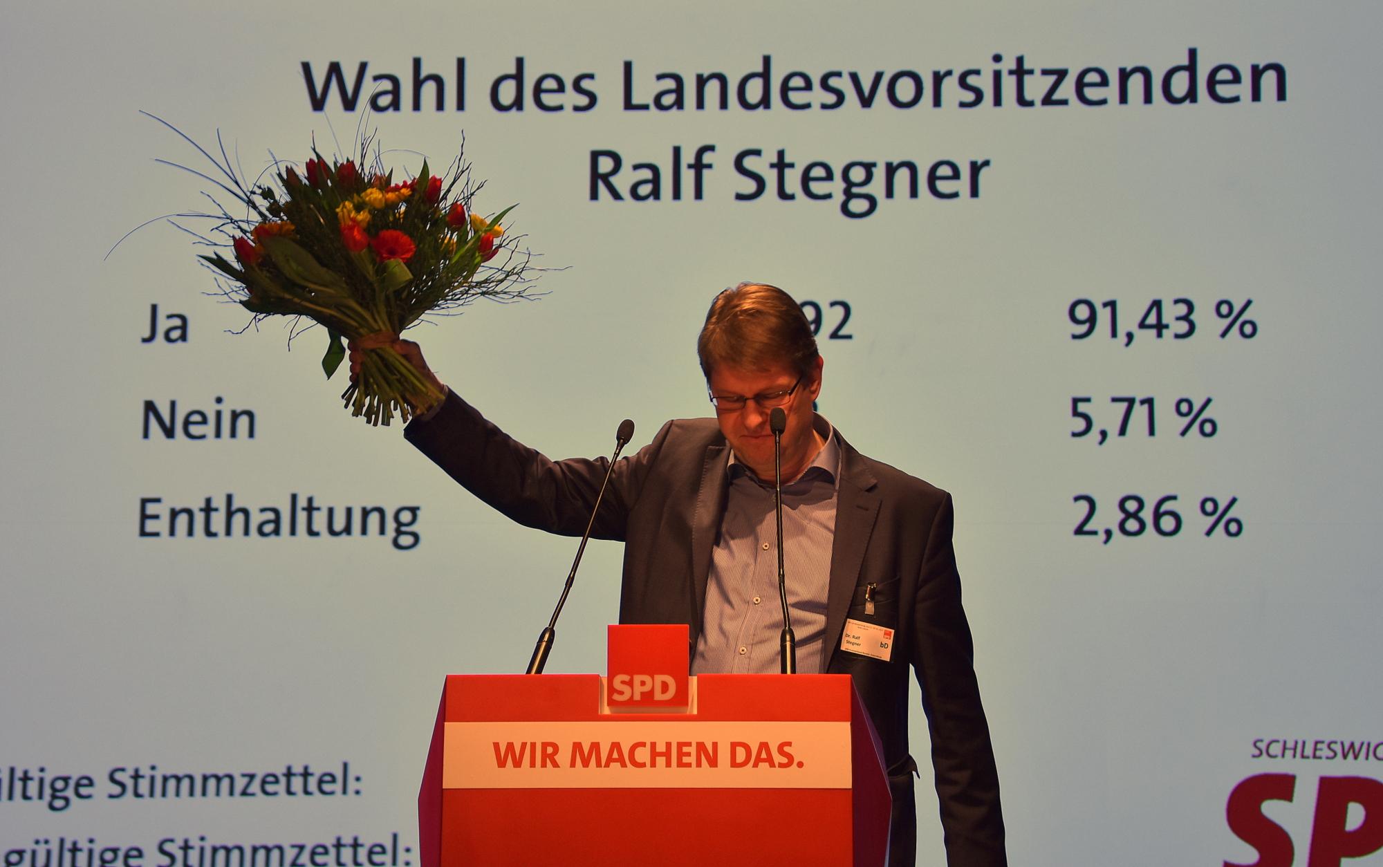 Ralf Stegner_Foto: Steffen Voß / CC-BY-SA