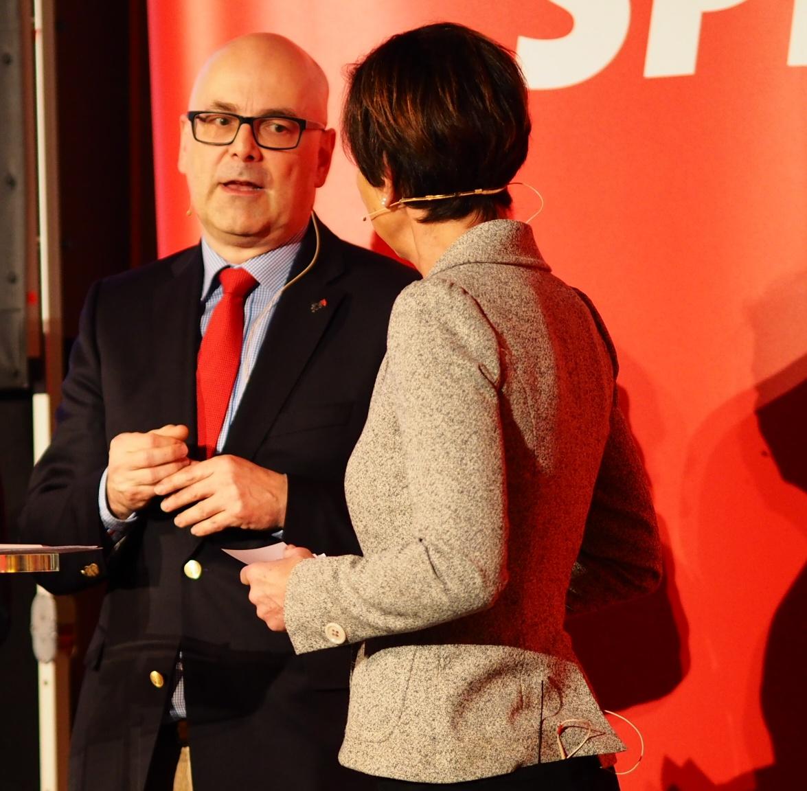 Talk mit Torsten Albig