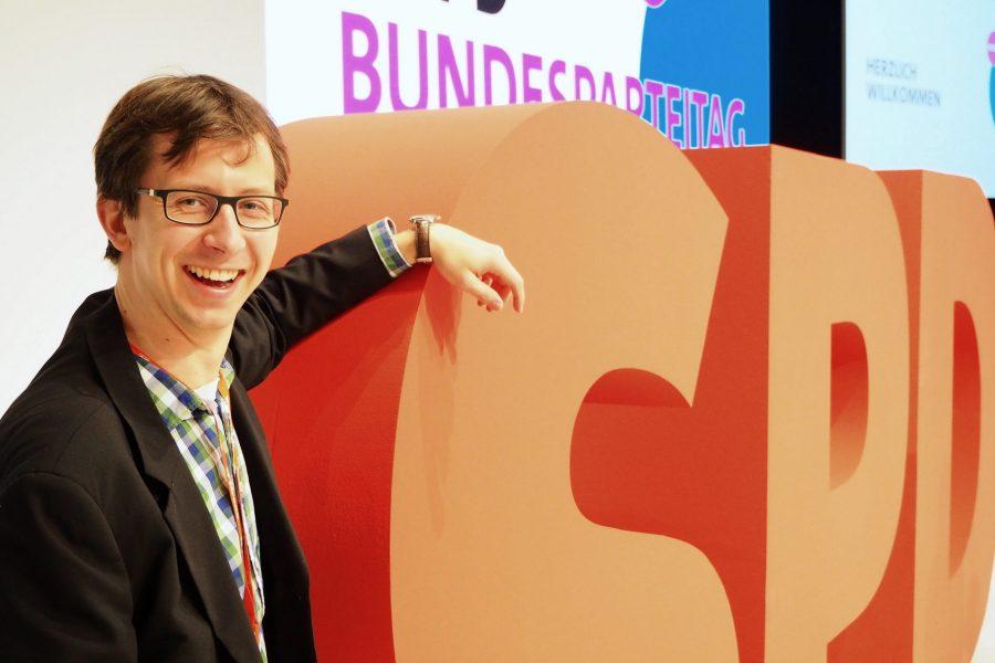 Götz Borchert_Foto: Steffen Voß / CC-BY-SA