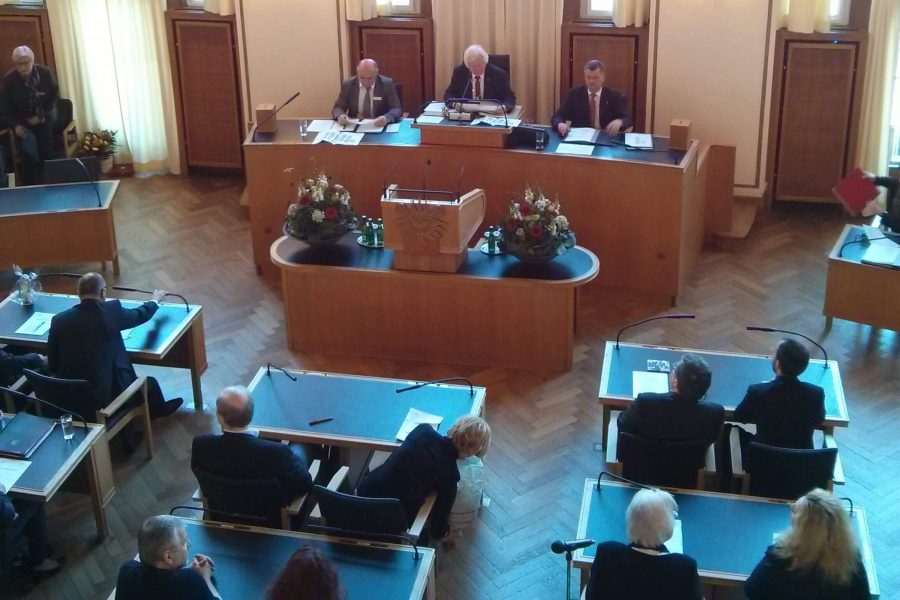 Ratsversammlung Kiel