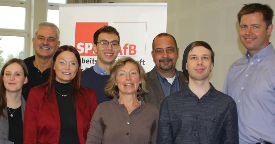 Vorstand der AfB 2017