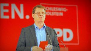 Ralf Stegner Landesparteitag