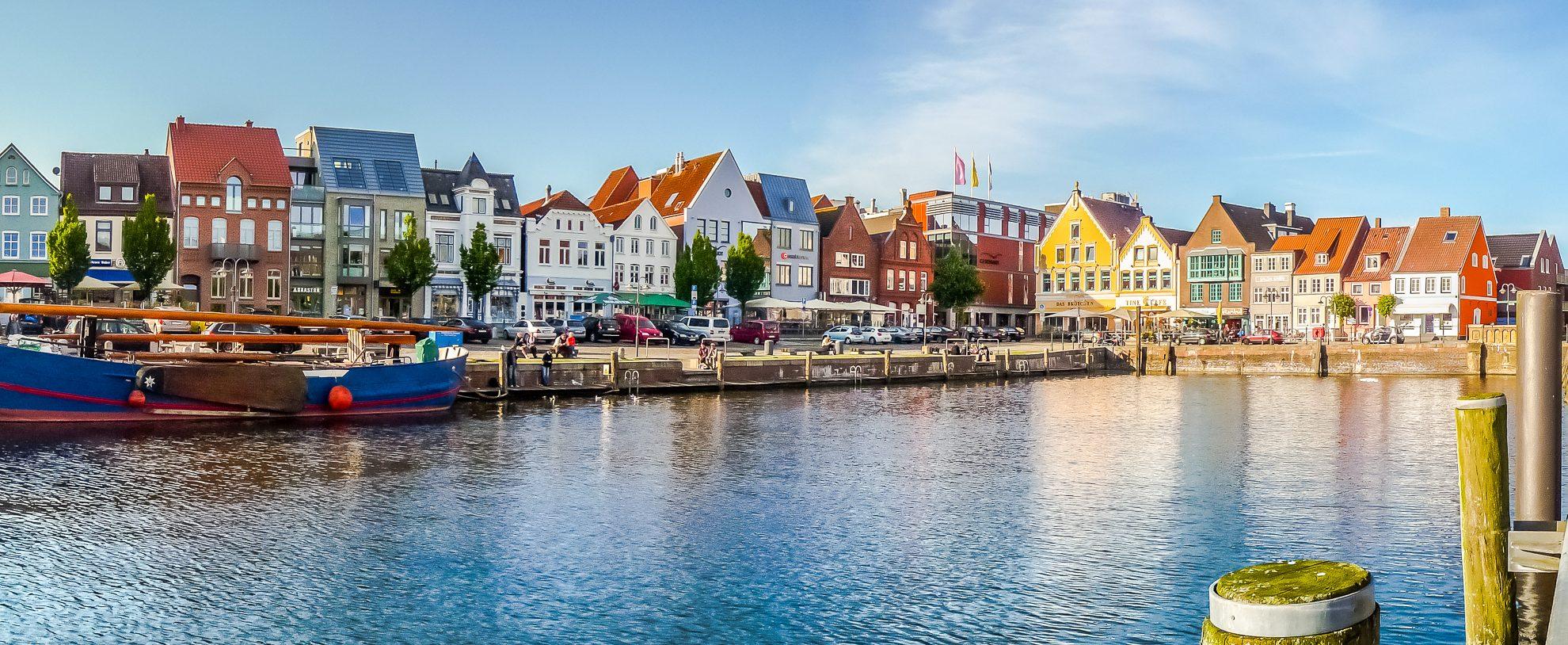 Hafen Husum