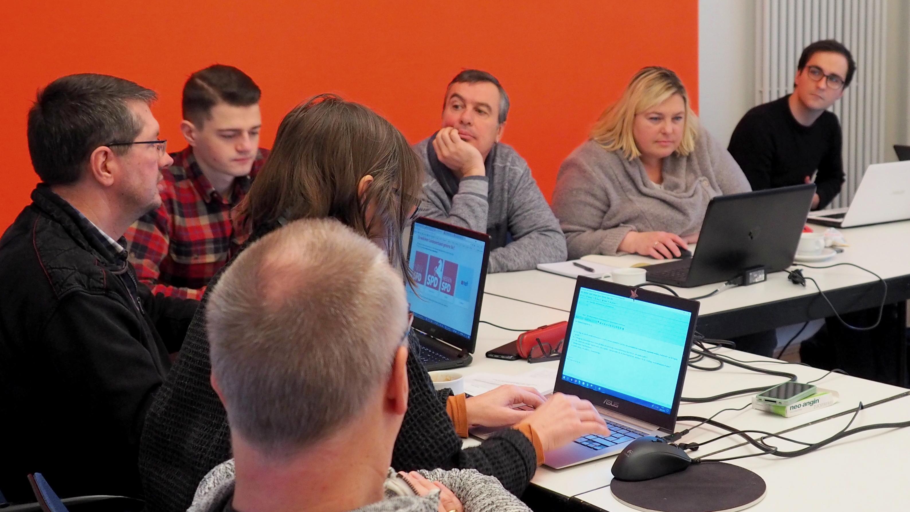 Workshop: Mach Deine Website fit für die Kommunalwahl