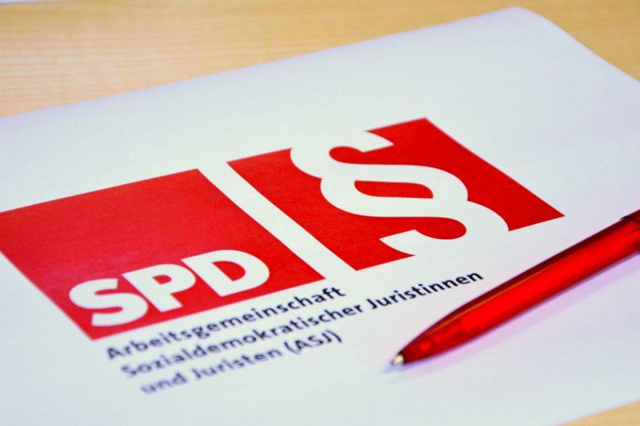 Arbeitsgemeinschaft Sozialdemokratischer Juristinnen und Juristen (ASJ)