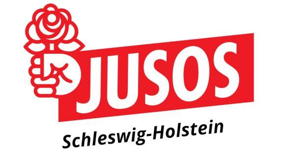 Logo der Jusos Schleswig-Holstein