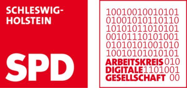 Logo des Arbeitskreises Digitale Gesellschaft