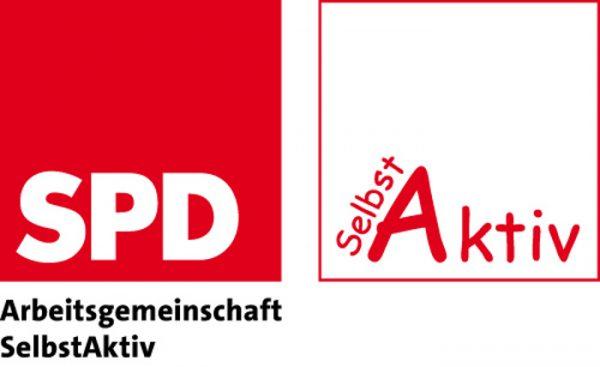 Logo der Arbeitsgemeinschaft SelbstAktiv
