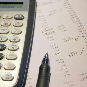 Rechnungen und Taschenrechner