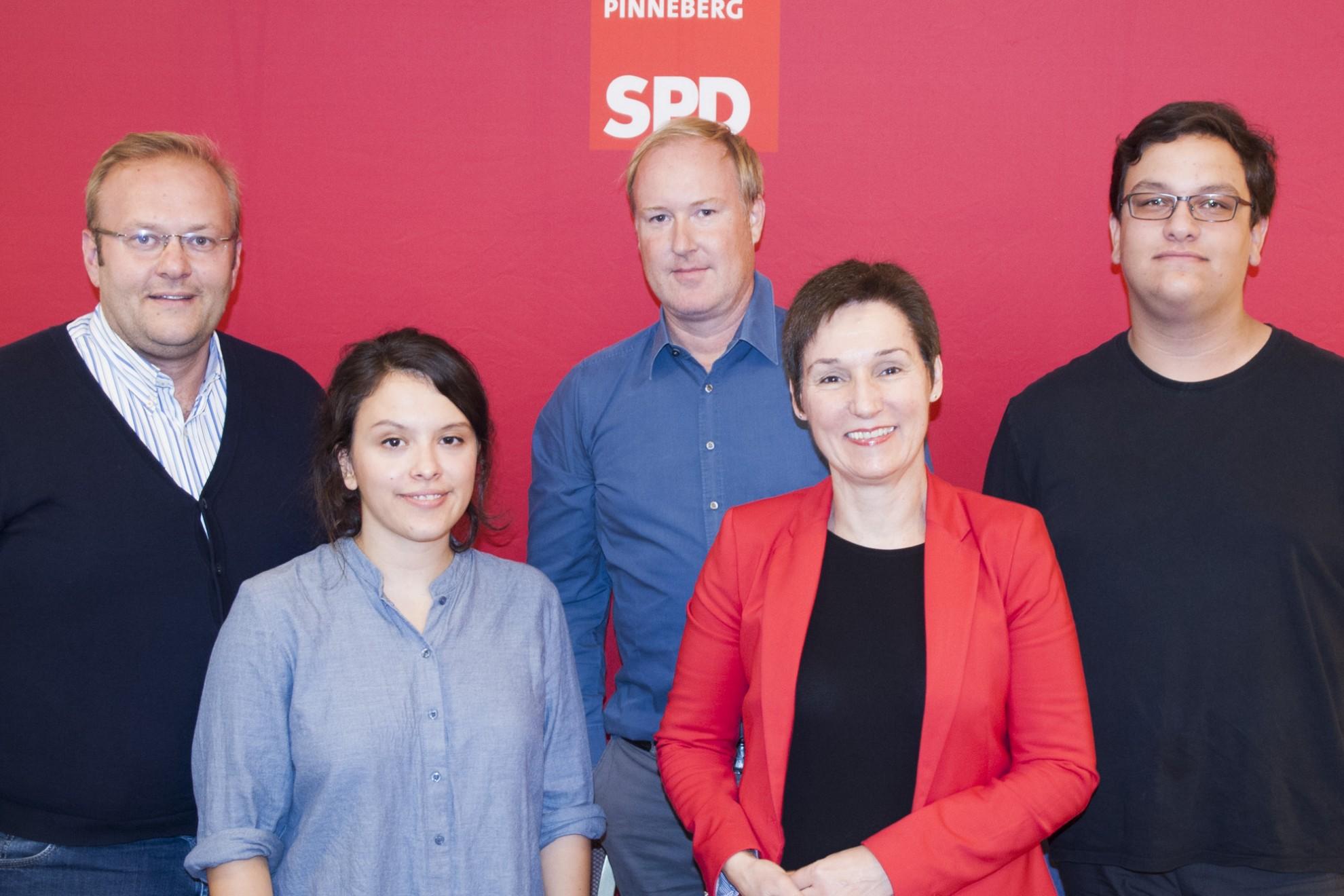 Vorstellungsrunde Europa-Kandidaturen, Pinneberg, Cap Polinio