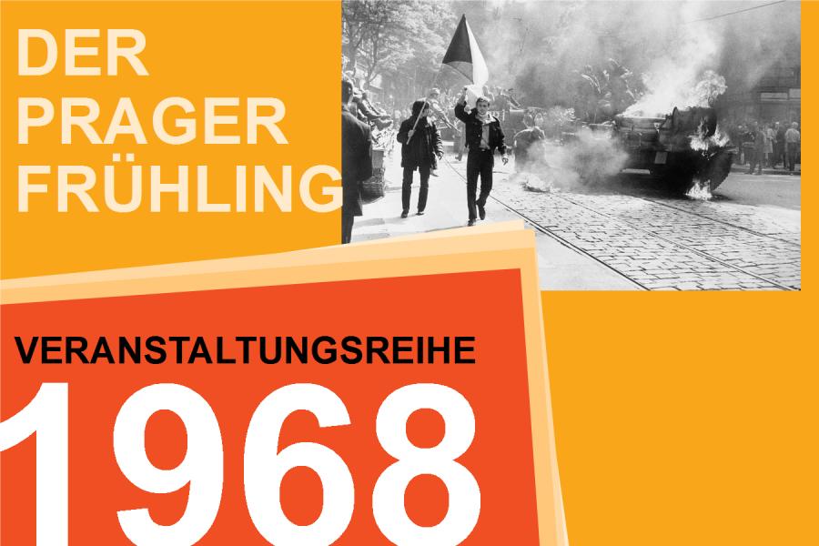 1968er Reihe Prager Frühling