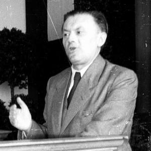 Andreas Gayk, 1950