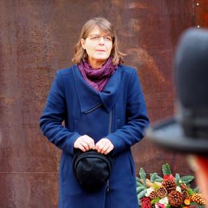 Gesine Stück, Vorsitzende der SPD Kiel