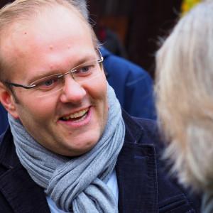 SPD Europakandidat Enrico Kreft