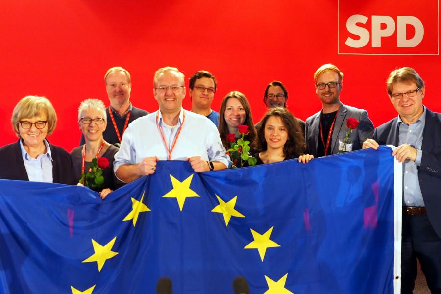 Europawahl 2019 - Die Kandidaturen