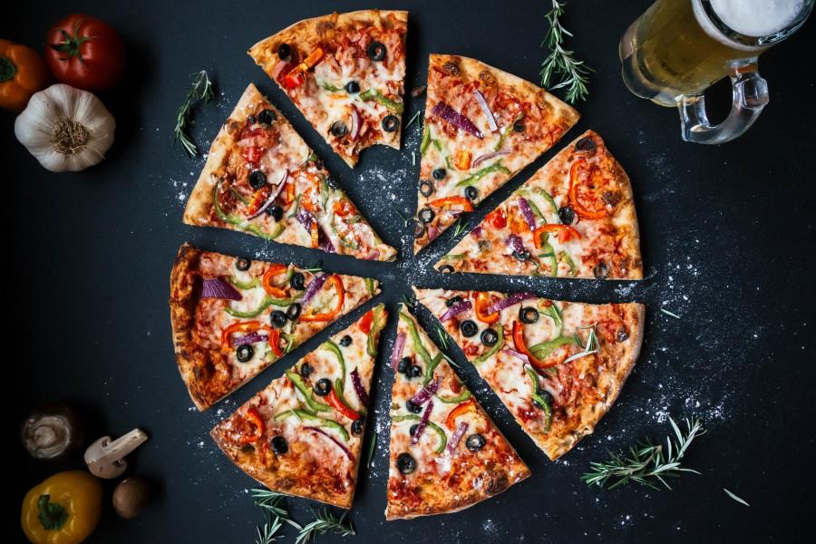 Partei, Pizza und Politik