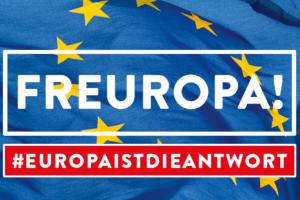 Die Antwort ist Europa